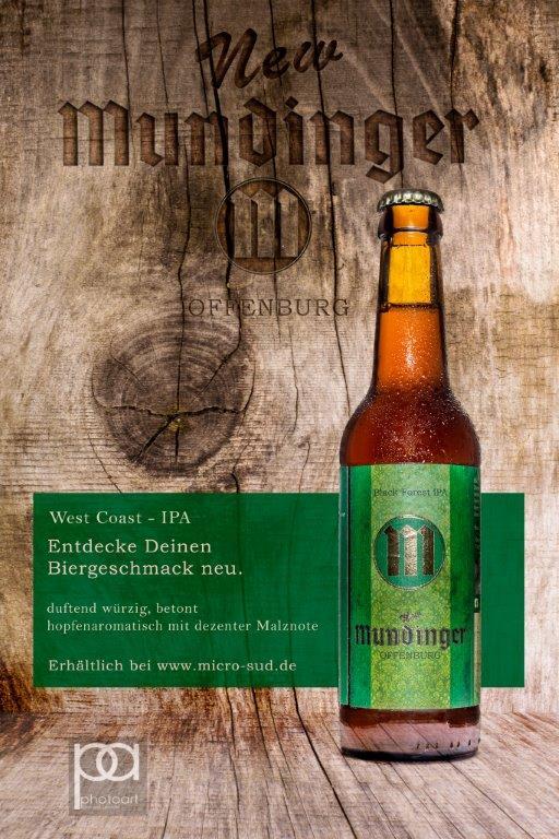 Mundinger Bier traditionelle Bierspezialität neu gebraut